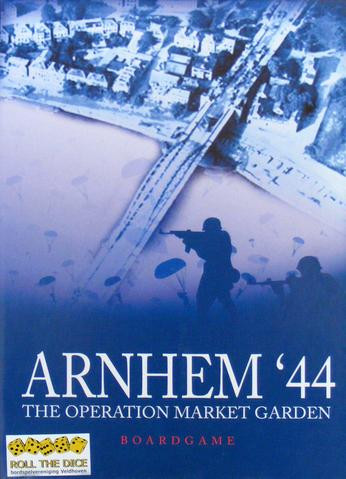 Arnhem 44: Operation Market Garden Boardgame
