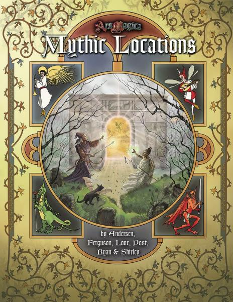 Ars Magica: Mythic Locations