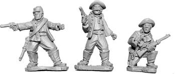 Artizan Designs Wild West: Buffalo Soldiers Command
