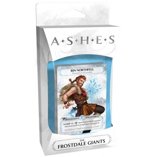 Ashes: Rise of the Phoenixborn- FROSTDALE GIANTS [SALE]