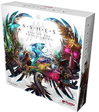 Ashes: Rise of the Phoenixborn [SALE]