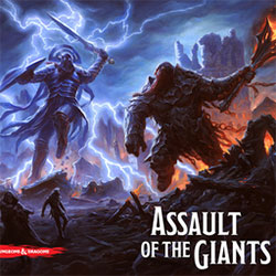 Dungeons & Dragons Assault Of The Giants [SALE]
