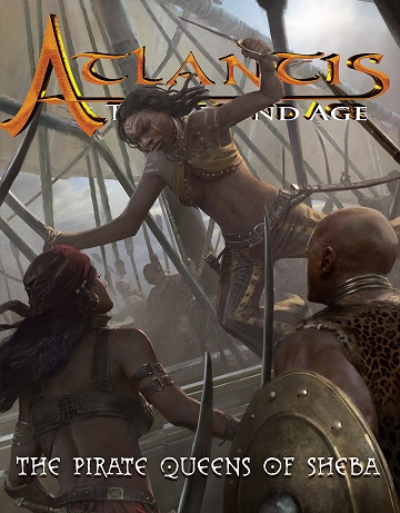 Atlantis The Second Age: Pirate Queen of Sheba