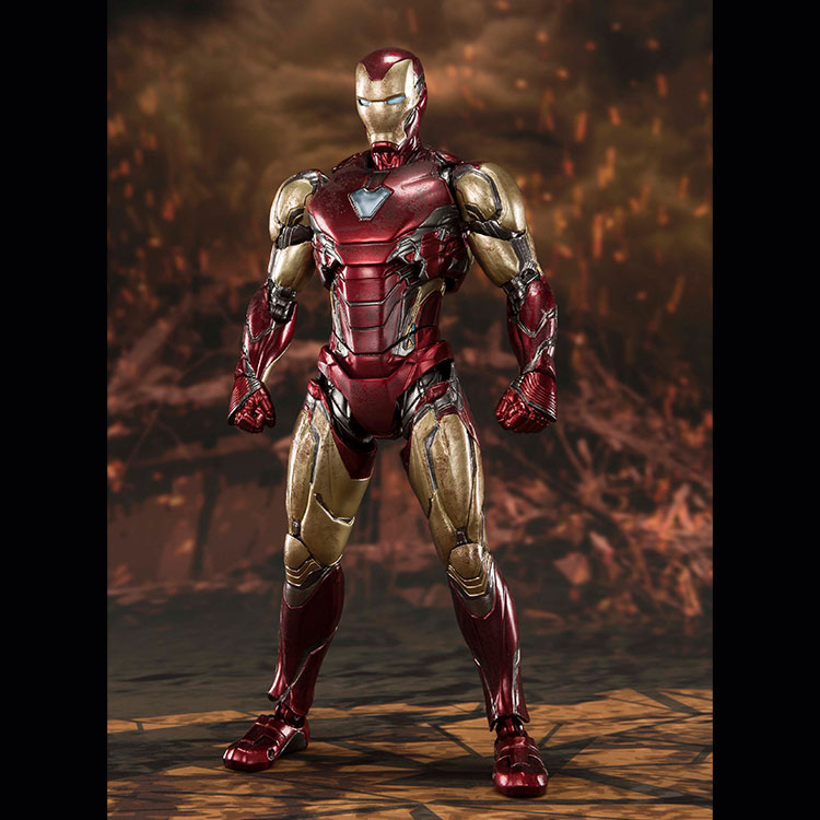 Avengers Endgame: Iron Man Mark 85 -Final Battle Edition S.H. Figuarts