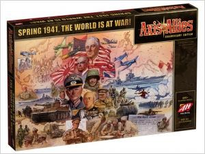 Axis & Allies Anniversary Edition [Damaged]