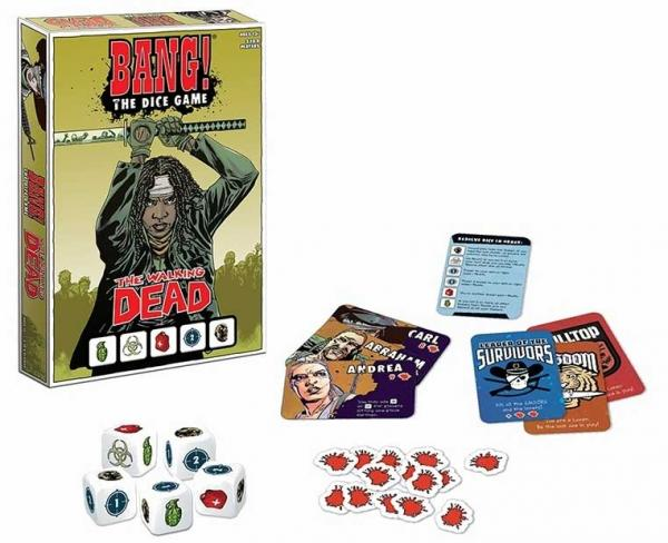 BANG! The Dice Game The Walking Dead