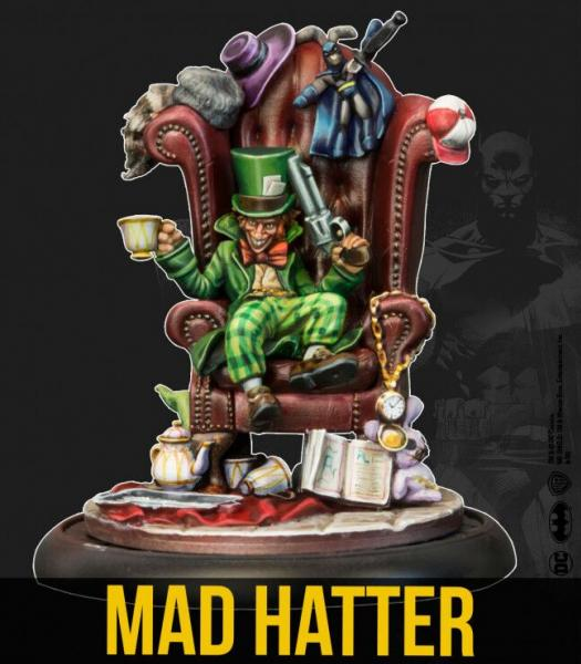 Batman Miniature Game 2nd Edition: Mad Hatter