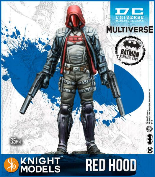 Batman Miniatures Game 2nd Edition: Red Hood (2nd Edition) (Resin)