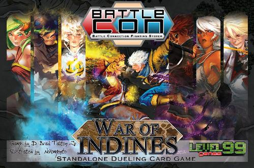 BattleCON: War of Indines Remastered [Damaged]
