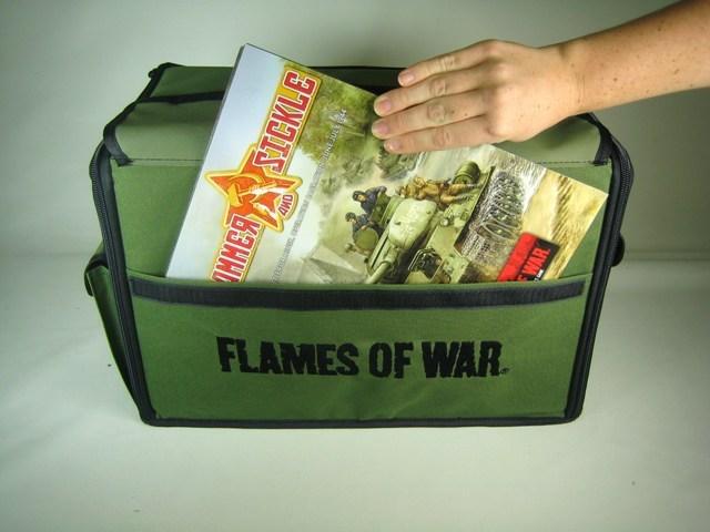 Battlefoam Battlefoam Flames Of War Army Kit Bag Standard Load Out Bf Fowbg Sl Star wars imperial assault bag kits. battlefoam battlefoam flames of war