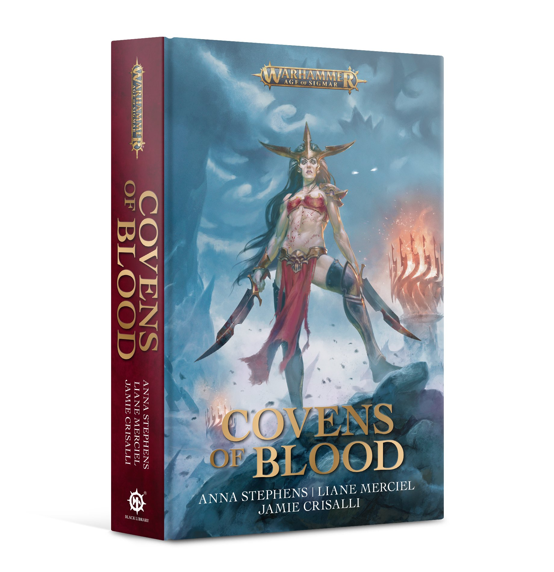 Black Library: Age of Sigmar: Covens of Blood (HB)