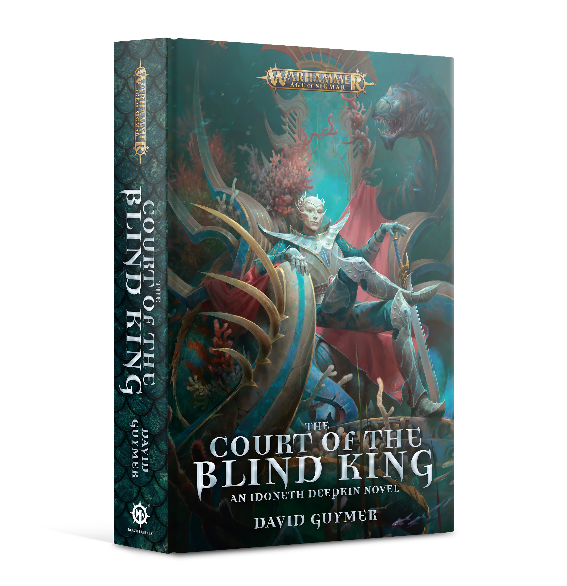 Black Library: Age of Sigmar: The Court of the Blind King (PB)