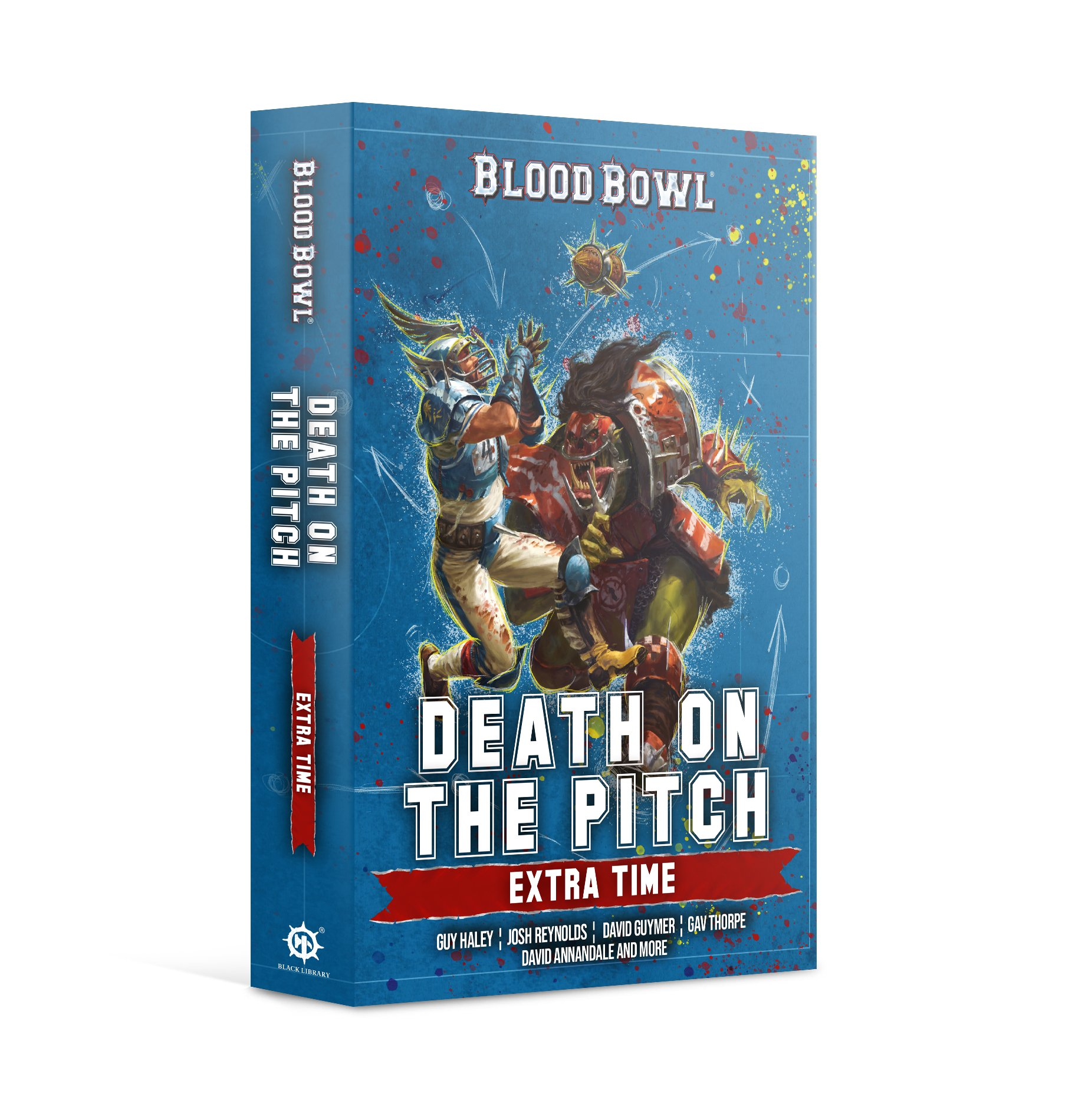 Black Library: Blood Bowl- Death on the Pitch: Extra Time (PB)