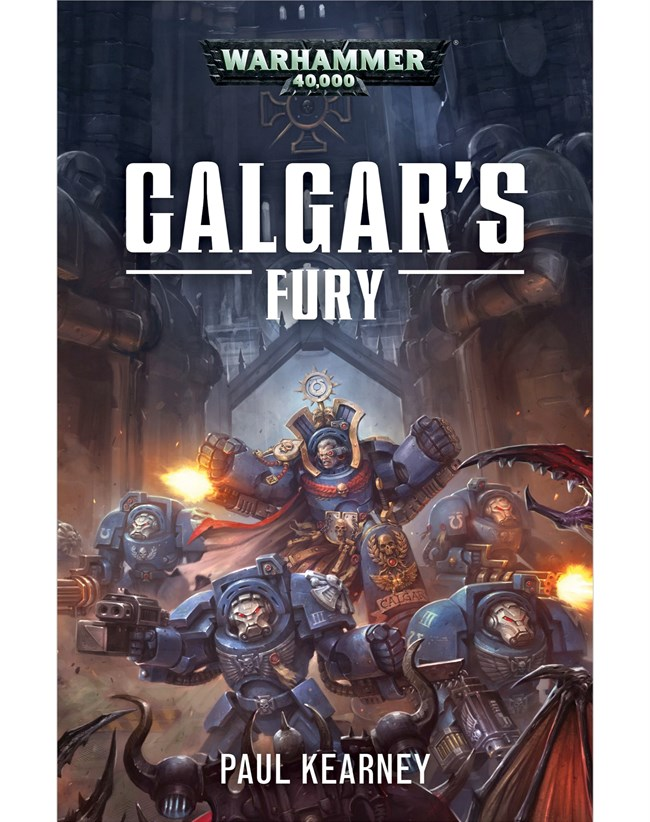 Black Library: CALGARS FURY