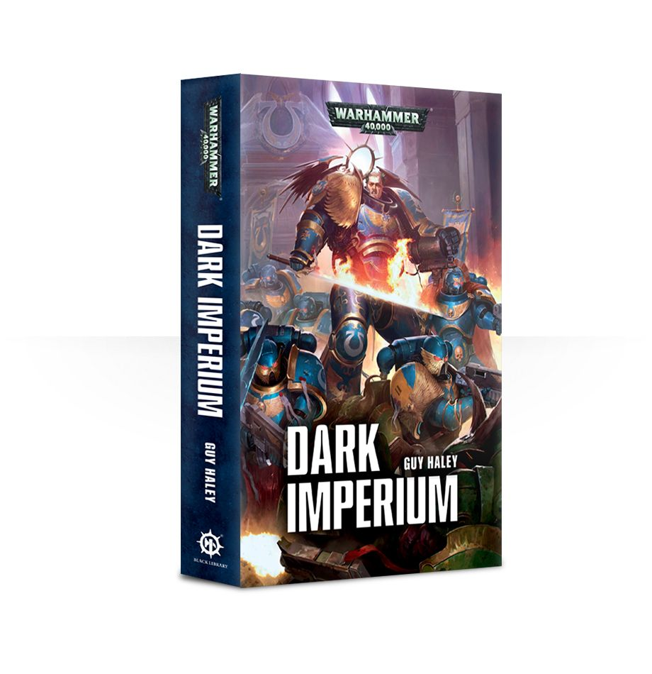 Black Library: Dark Imperium Novel (Paperback)