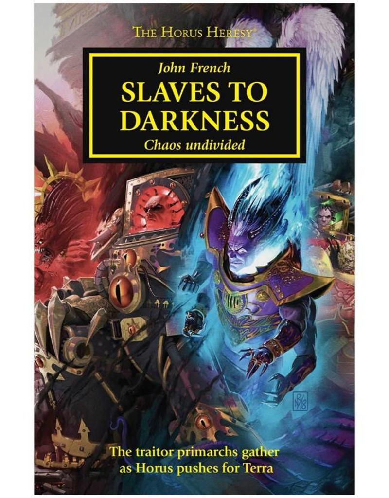 Black Library: HORUS HERESY: SLAVES TO DARKNESS (HC)