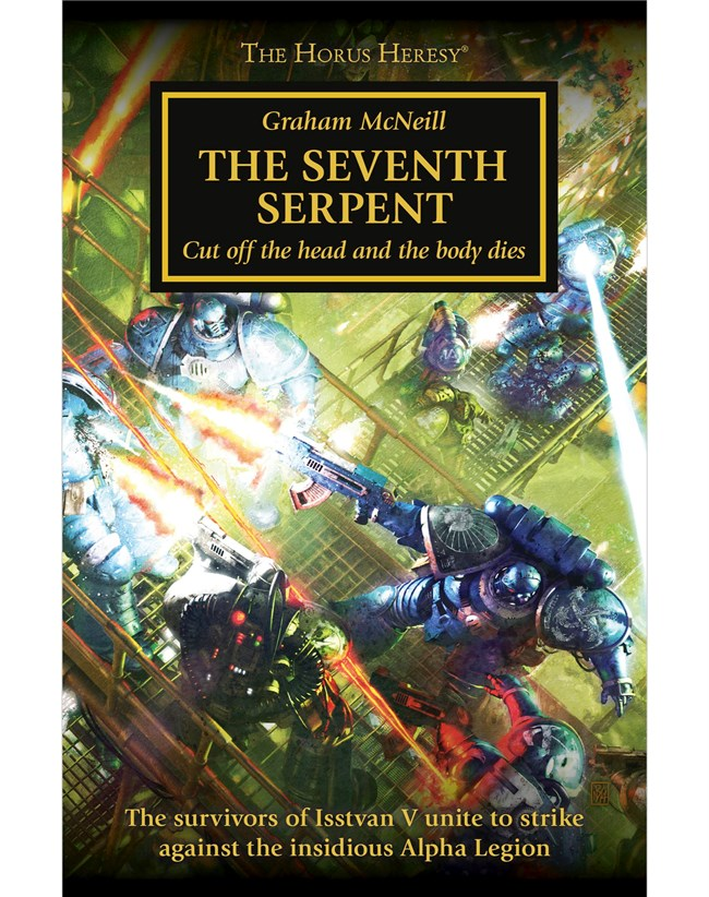 Black Library: Horus Heresy- The Seventh Serpent (HC)