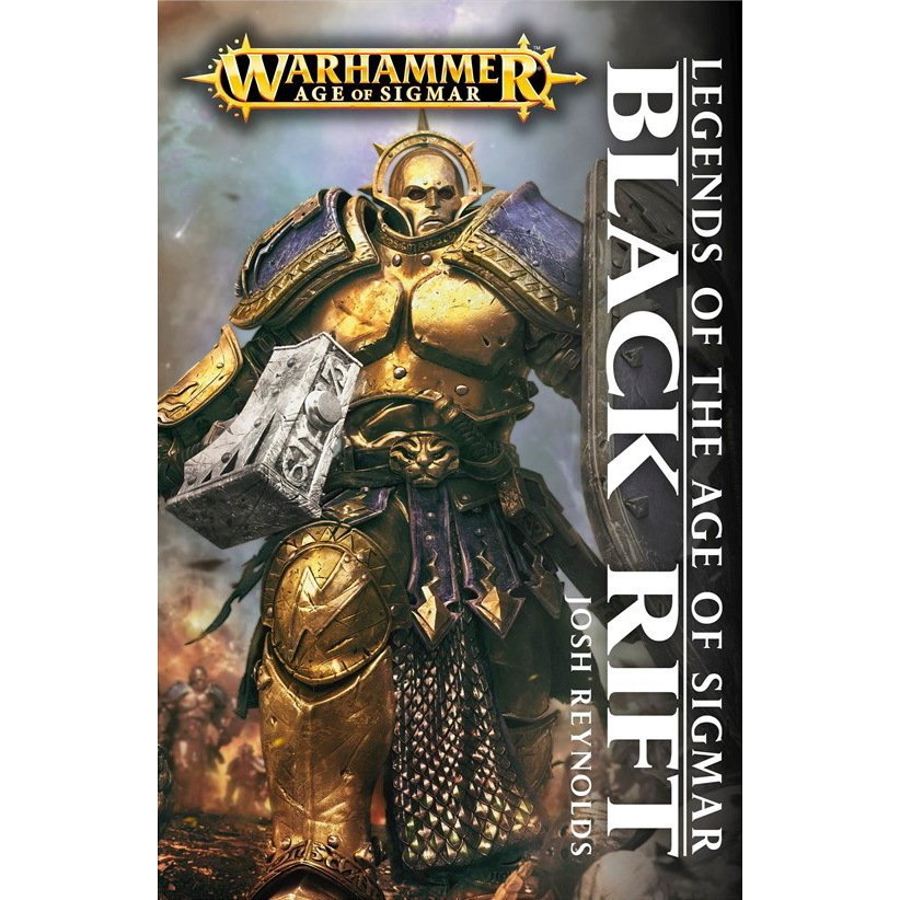 Black Library: Legends of the Age of Sigmar- Black Rift (HC)