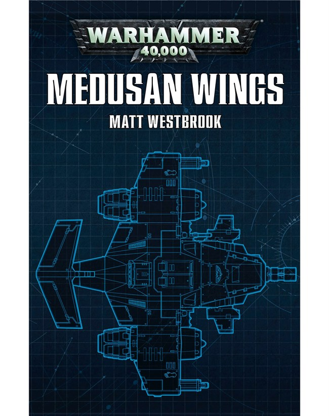 Black Library: Medusan Wings (HC)