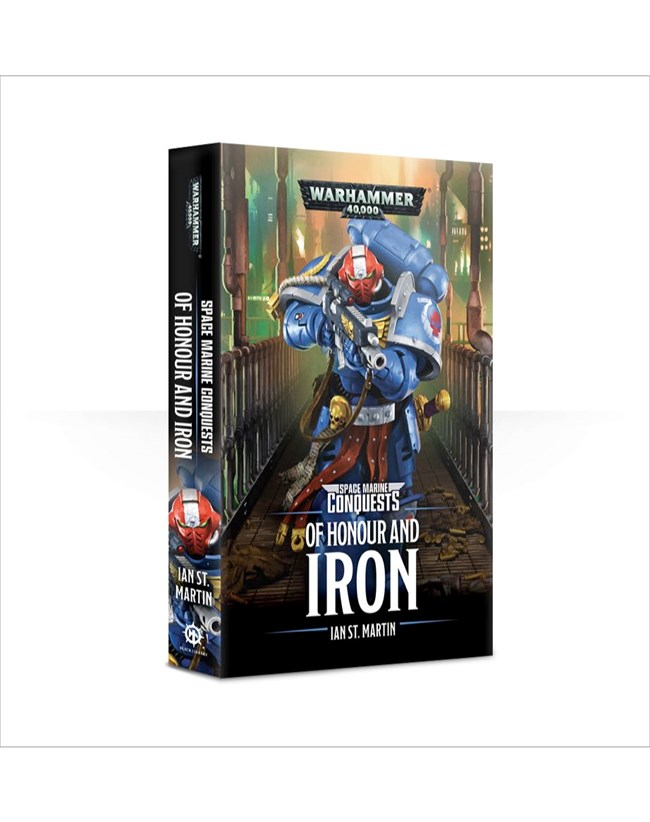 Black Library: Of Honour And Iron