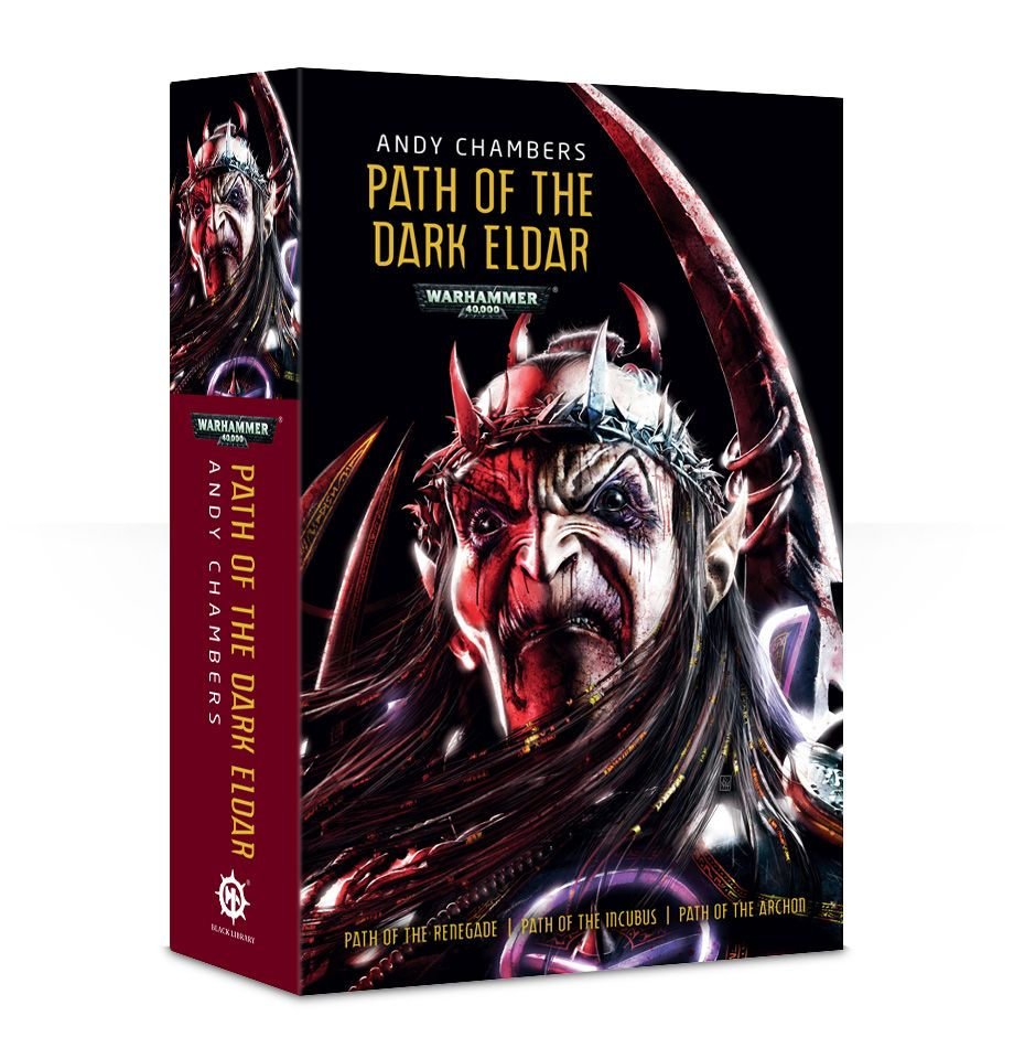 Black Library: Path of the Dark Eldar (Paperback)