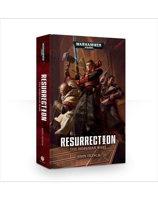 Black Library: RESURRECTION- THE HORUSIAN WARS (HB)