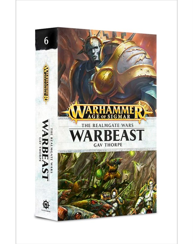 Black Library: The Realmgate Wars 6- Warbeast