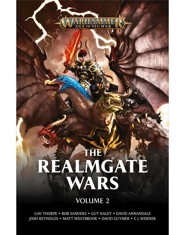 Black Library: The Realmgate Wars - Volume 2