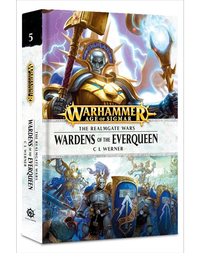 Black Library: The Realmgate Wars- Wardens Of The Everqueen