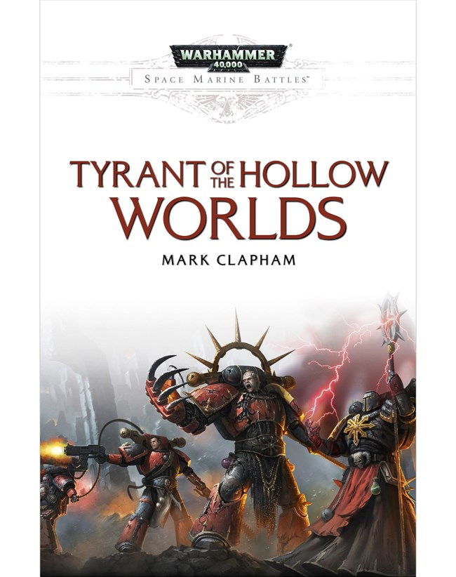 Black Library: Tyrant of The Hollow Worlds (A5)