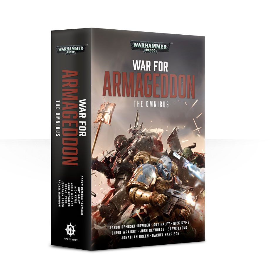 Black Library: War for Armageddon: The Omnibus