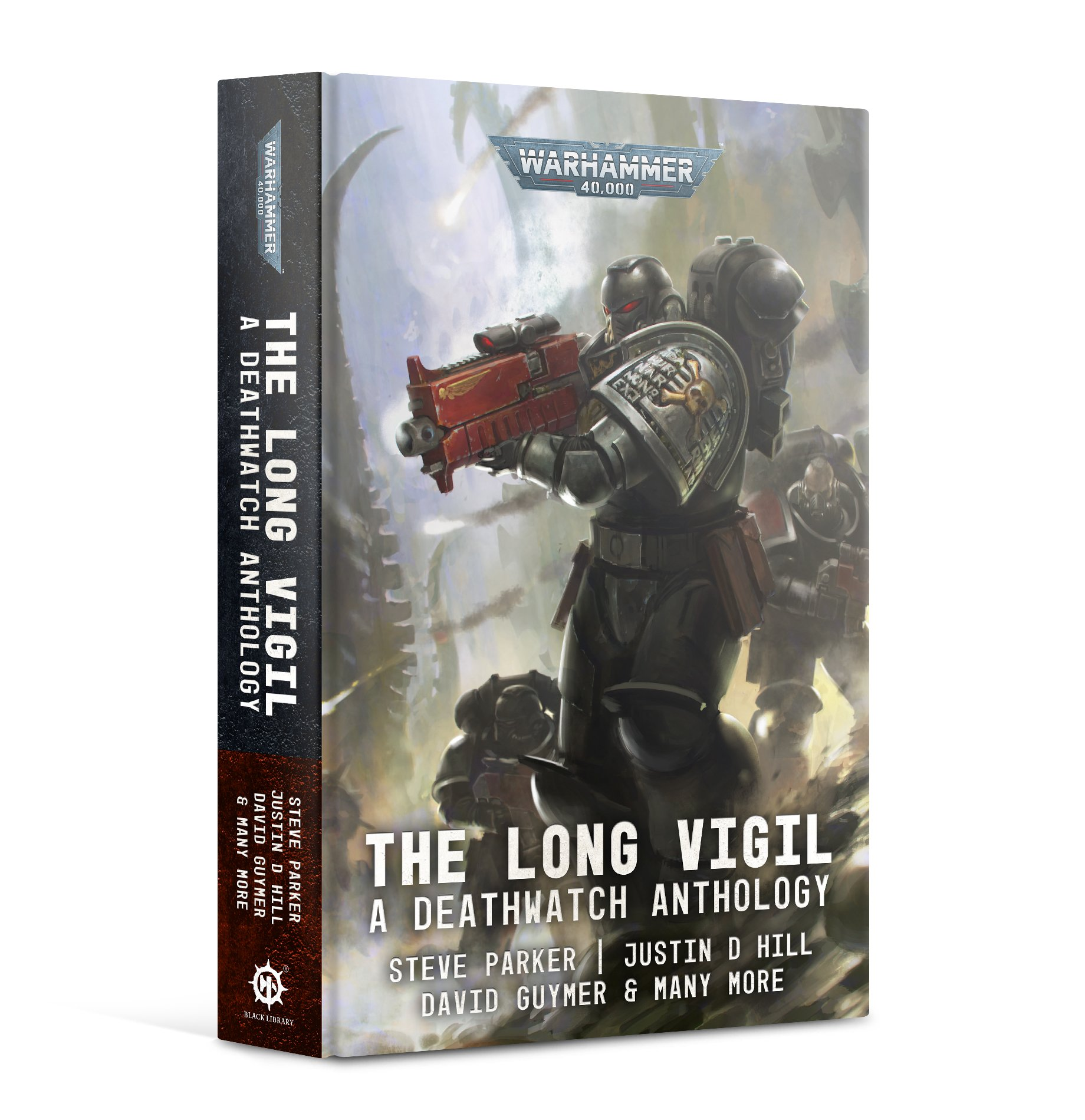 Black Library: Warhammer 40,000: Deathwatch: The Long Vigil (HB)