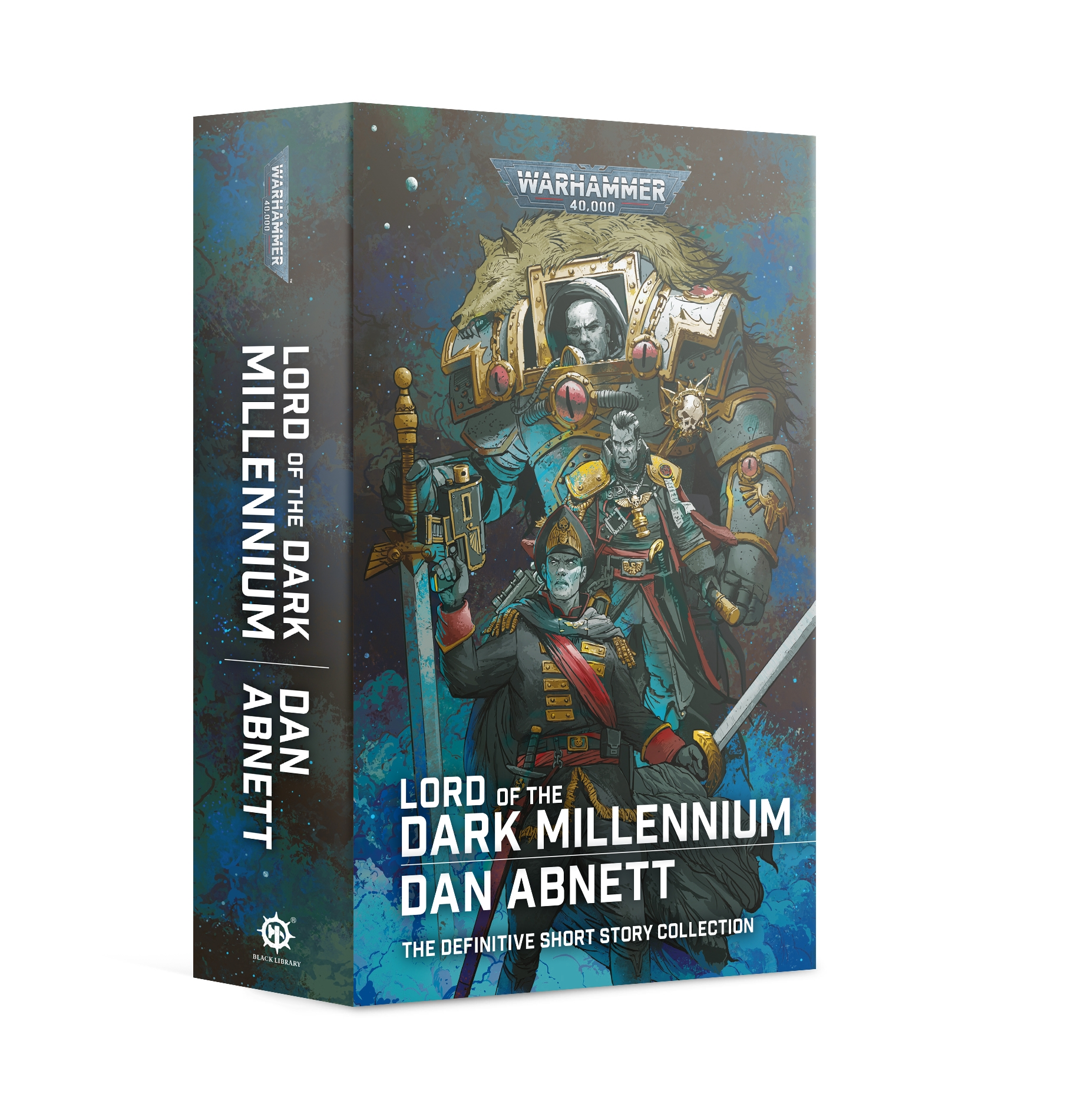 Black Library: Warhammer 40,000: Lord of the Dark Millenium (PB)