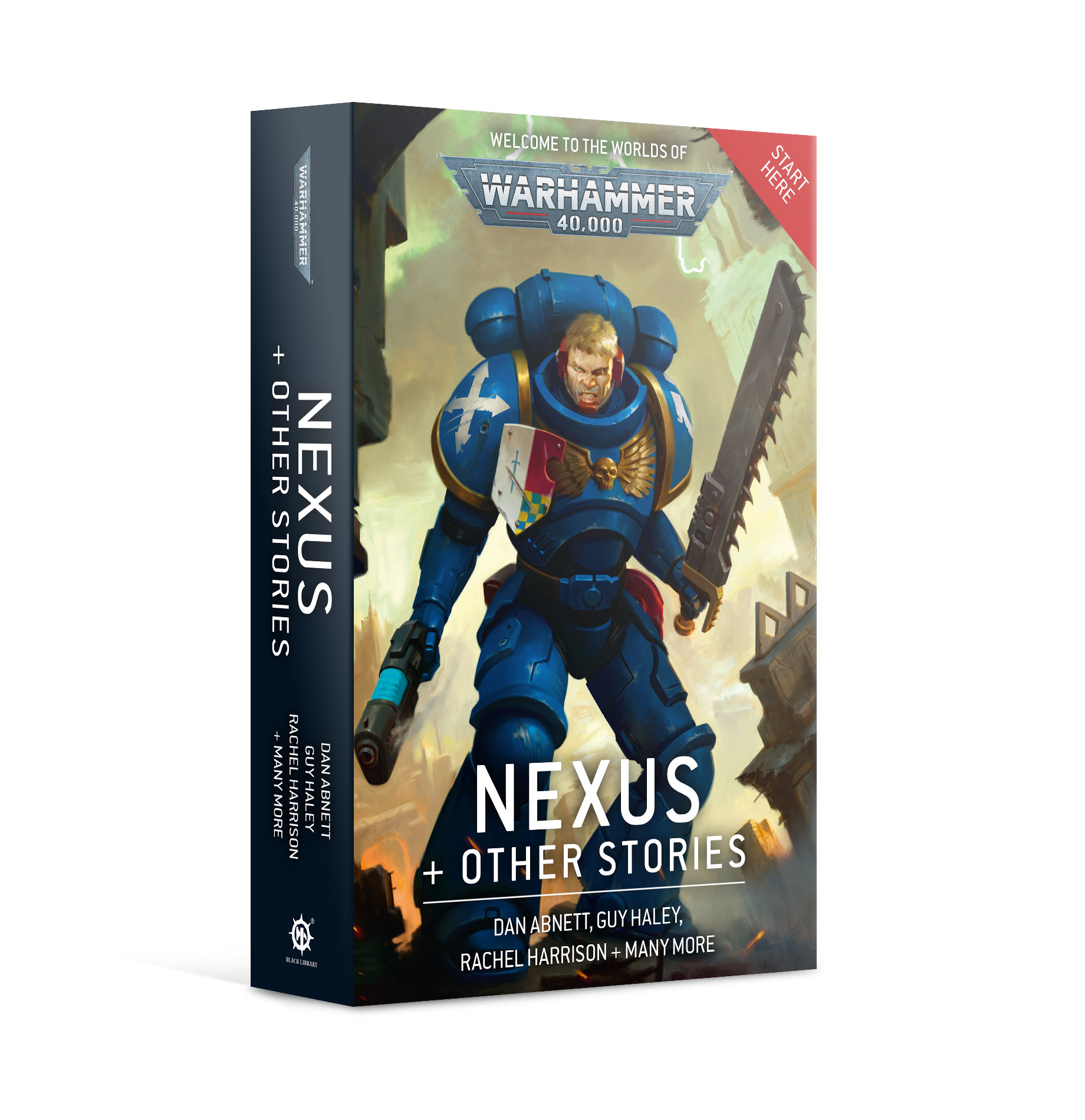 Black Library: Warhammer 40,000: Nexus & Other Stories (PB)