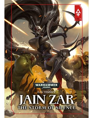 Black Library: Jain Zar- The Storm of Silence (HC)