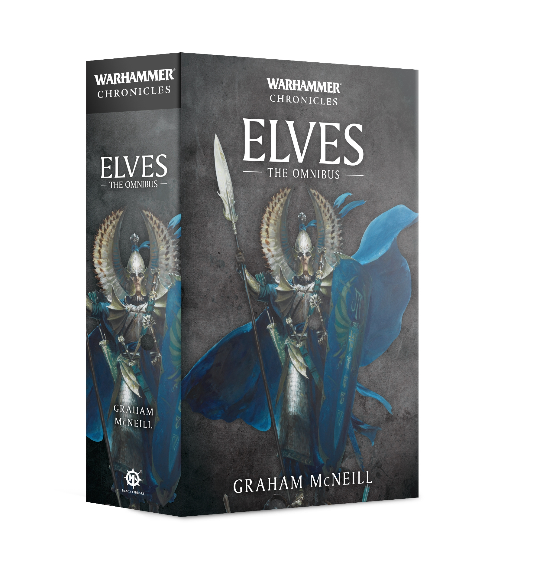 Black Library: Warhammer Chronicles- Elves: The Omnibus (PB)