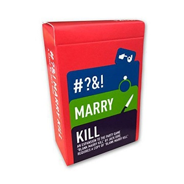 Blank Marry Kill - RATED R EXPANSION