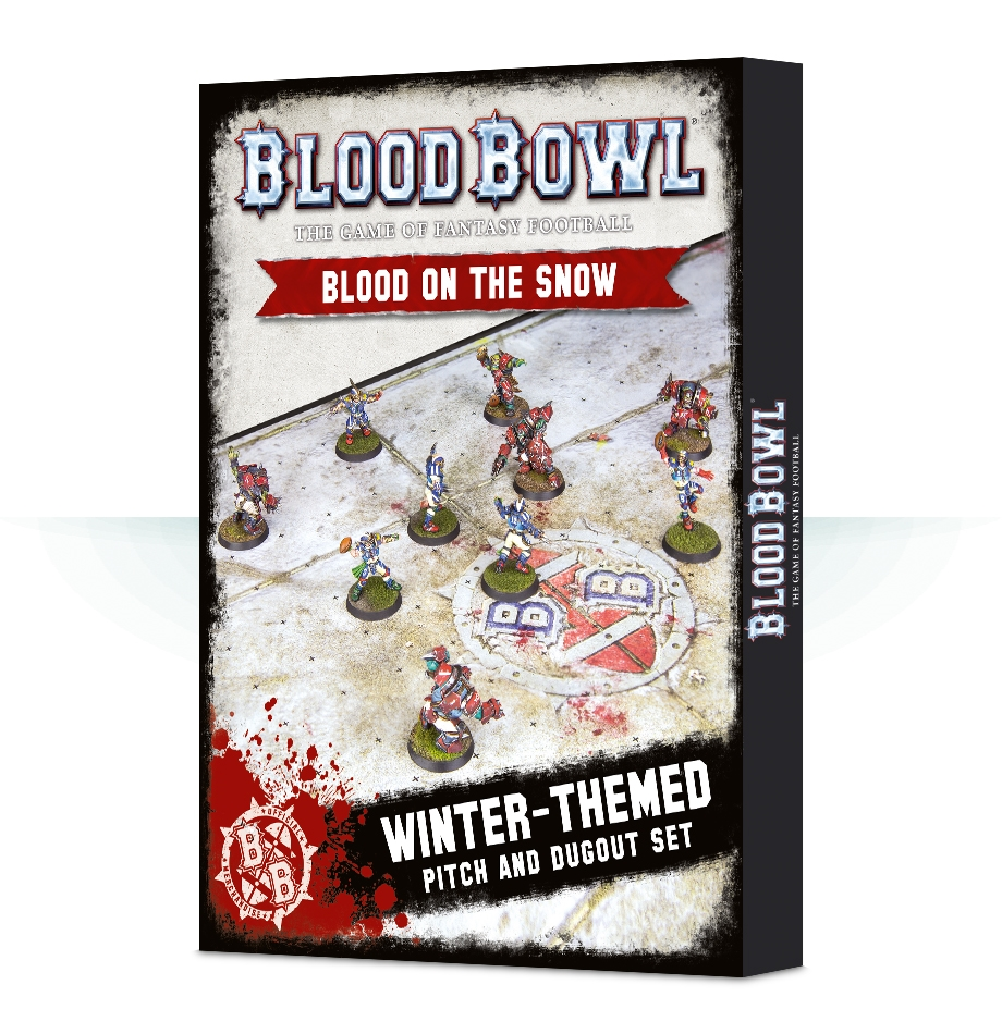 Blood Bowl: Blood on the Snow Pitch