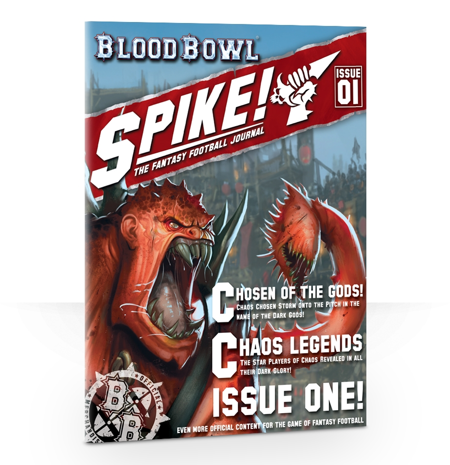 Blood Bowl: Spike! Journal; Issue 1