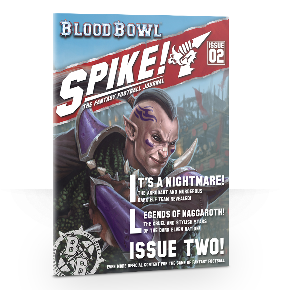 Blood Bowl: Spike! Journal; Issue 2