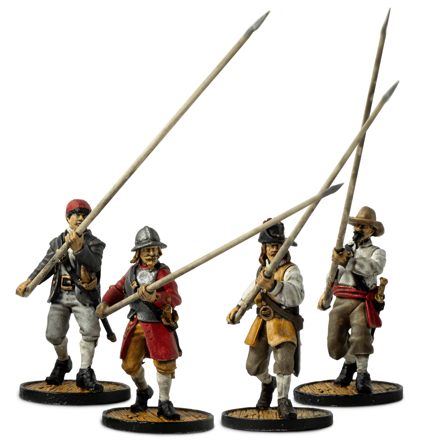 Blood & Plunder: Pikemen Unit