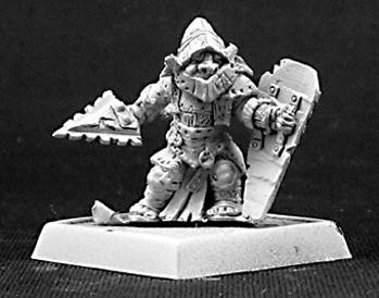 Reaper Warlord: Bloodstone Gnome Tunnel Knight