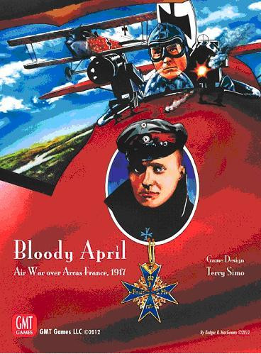 Bloody April: Air War over Arras France,1917
