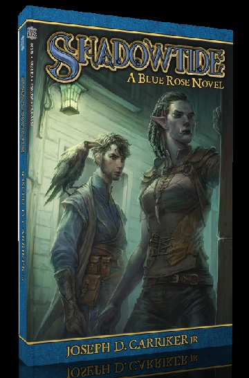 Blue Rose: Shadowtide Novel
