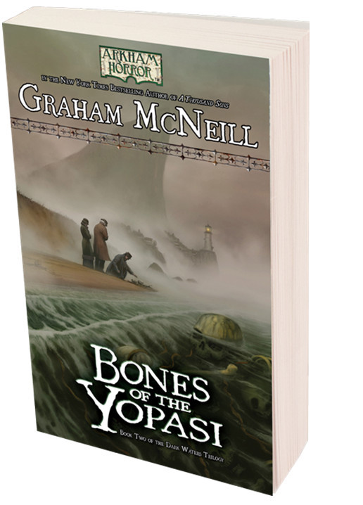 Arkham Horror: Bones of Yopasi [SALE]