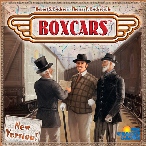 Boxcars [SALE]