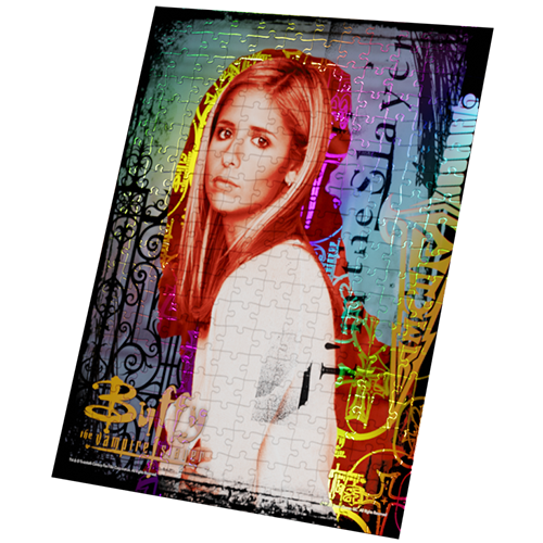 Buffy the Vampire Slayer Foil Puzzle: Slayer Collectors Edition