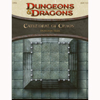 D&D: Dungeon Tiles: Cathedral of Chaos