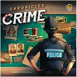 Chronicles Of Crime [DAMAGED]