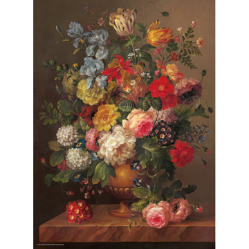 Perre Group Puzzles: Classic Bouquet